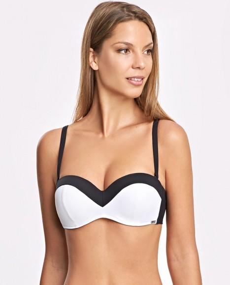 Sujetador bikini Ory corte...