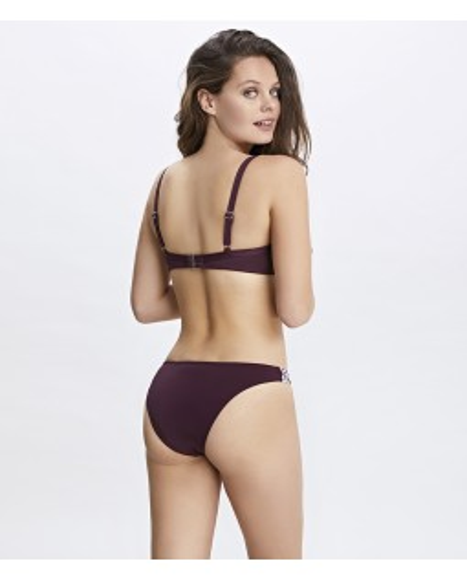 High side bikini bottom